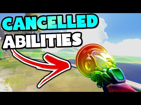 5 Crazy Abilities That Got CANCELLED From Overwatch