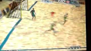Gameplay Pro Beach Soccer (ITA)