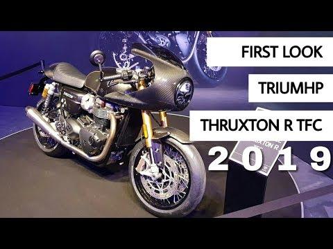 Triumph Thruxton R TFC | First Look and Walkaround