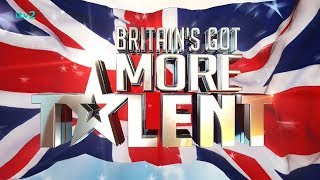 Baixar Britain's Got More Talent 2018 Season 12 Episode 2 Intro S12E02