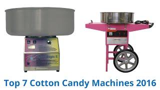 7 Best Cotton Candy Machines 2016