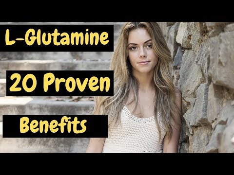 20 Proven Health Benefits of L-Glutamine
