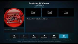2018!!! SEPTEMBER NEW UPDATE THE TANTRUM TV ADULT ADDON FOR KODI 17.6 KRYPTON