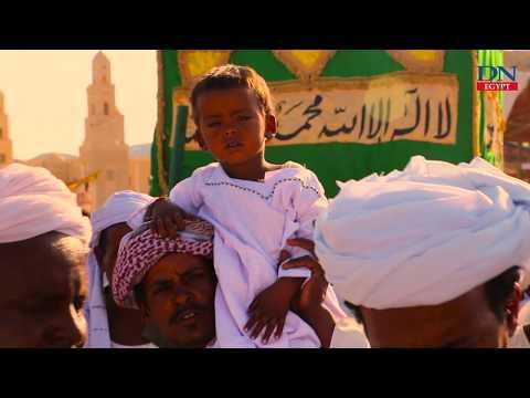 Worshippers cleberate Mawlid Abul Hassan Al-Shazli