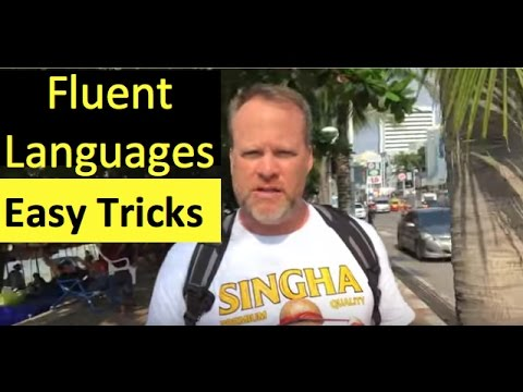 Fluent in Any language in 6 months