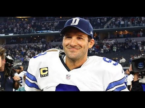 Not Even a Lightning Storm Can Dampen Tony Romo's Enthusiasm for Football and ...