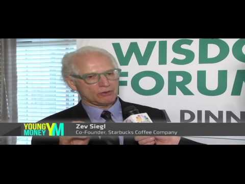 Starbucks Co-Founder, Zev Siegl on how entrepreneurs can grow their businesses