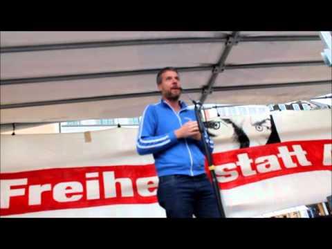 Dieter Janecek (MdB) Grüne -  Freiheit statt Angst