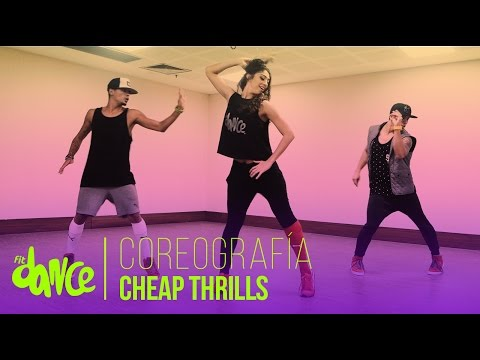 Cheap Thrills - Sia - Coreografía -...