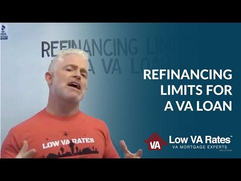 refinancing-limits-for-a-va-loan