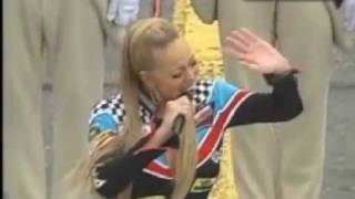 Mariah Carey - Star Spangled Banner (Performance)