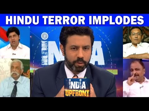 Does This Witness 'Absolve' Hindu Terror? | India Upfront With Rahul Shivshankar