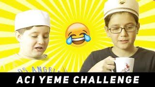 Acı Yeme Cezalı Challenge Yaptık ! ( Yarışmalı)  | Çay House