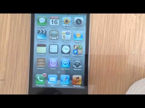 Debloquer Iphone  Sans Carte Sim