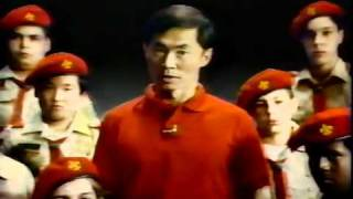 George Takei - Boy Scouts of America commercial