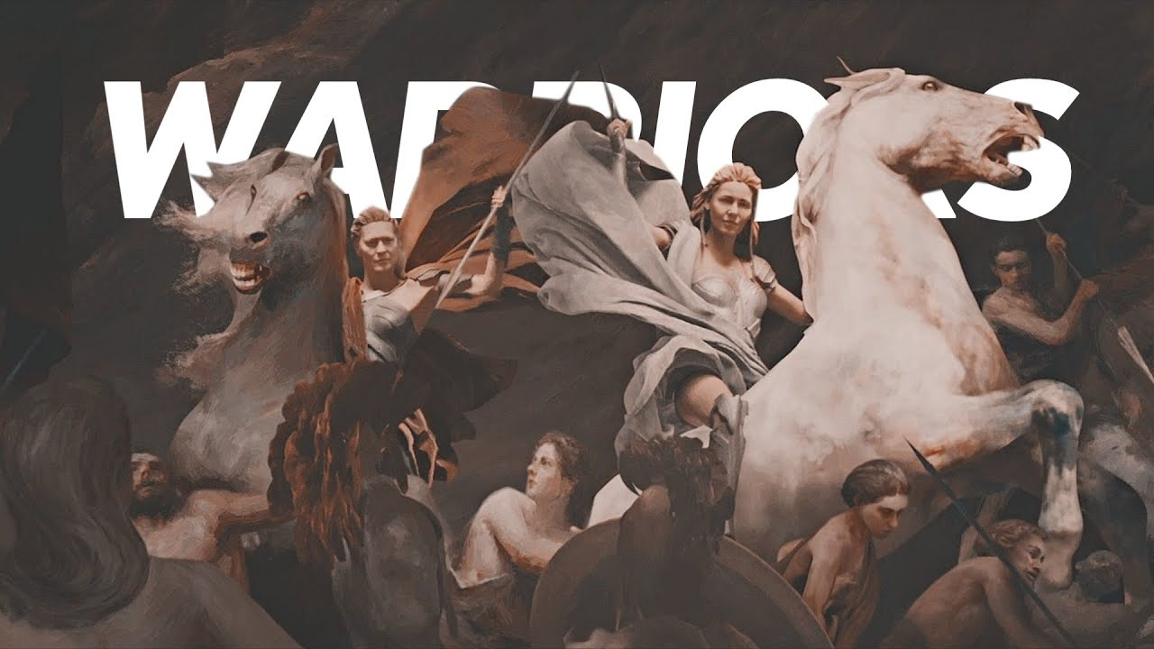 Download warriors | the amazons (wonder woman)