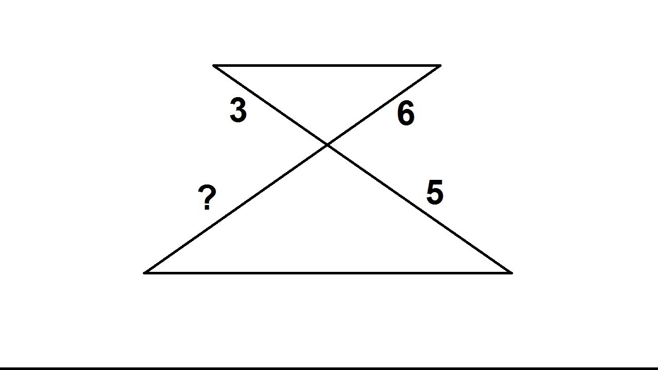 Exercices Sur Le Theoreme De Thales Methode Maths