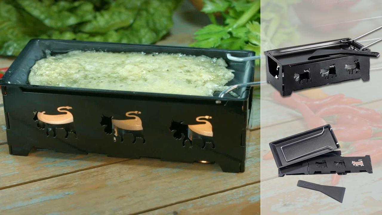 nc2962 appareil raclette bougie pour 2 personnes youtube. Black Bedroom Furniture Sets. Home Design Ideas