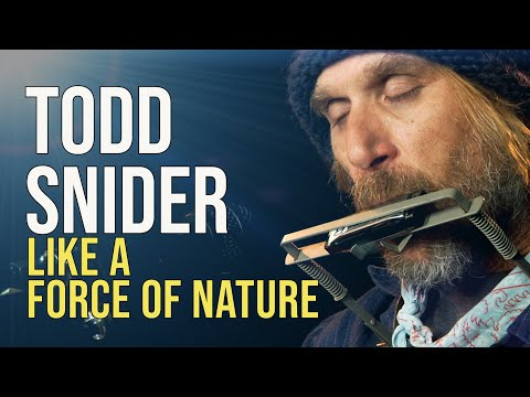 """Todd Snider """"Like a Force of Nature"""" Mp3"""