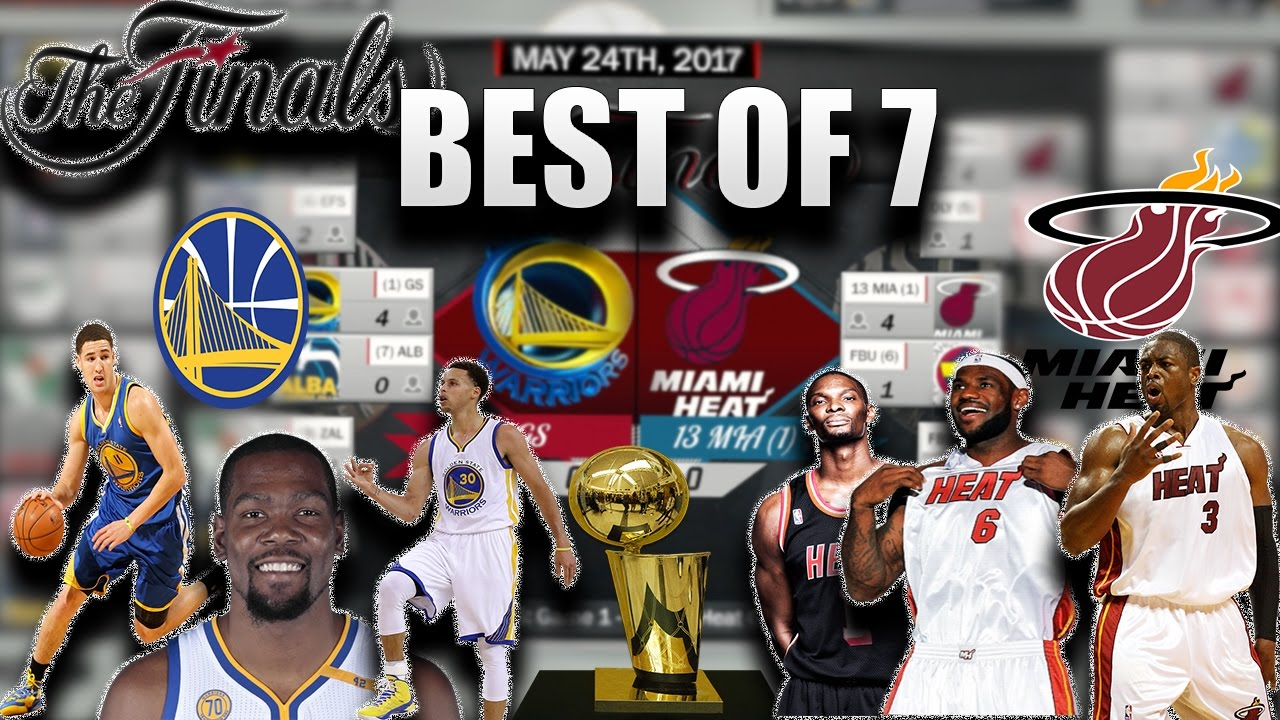 b194be019 Warriors SUPERTEAM vs 2012-2013 Miami HEAT in a BEST OF 7 NBA FINALS!!! Who  would win