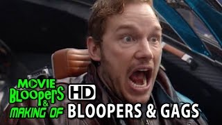 Guardians of the Galaxy (2014) Bloopers, Gag Reel & Outtakes #2 with Trivia & Goofs