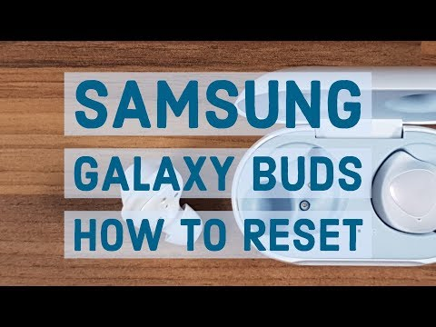How to reset | Samsung Galaxy Buds