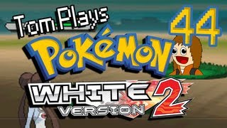 Tom Plays Pokemon White 2 [Mystery Egg Run] Part 44 - Marlon Can't Find Nemo