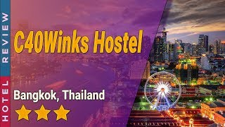 C40Winks Hostel hotel review Hotels in Bangkok Thailand Hotels
