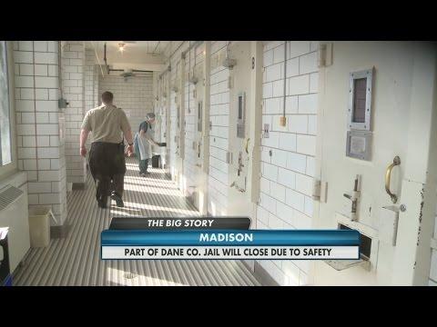 Dane County Jail closure