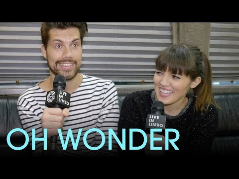 Oh Wonder Talks Travelling The World & Finding Inspirational Fan Stories- 4K Interview, Toronto 2016