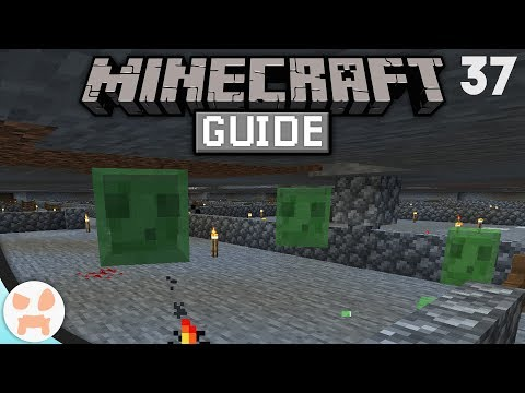 How To FIND SLIME CHUNKS! | The Minecraft Guide - Minecraft 1.14.3 Lets Play Episode 37