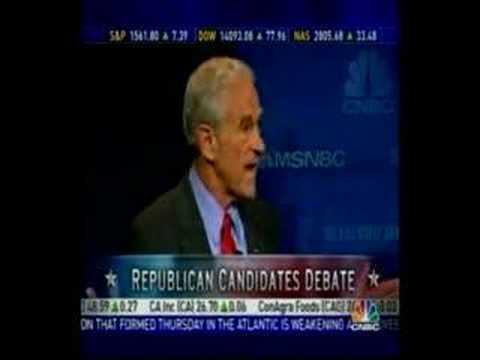Ron Paul Beats Mitt Romney, Rudy Giuliani On War Leadership?