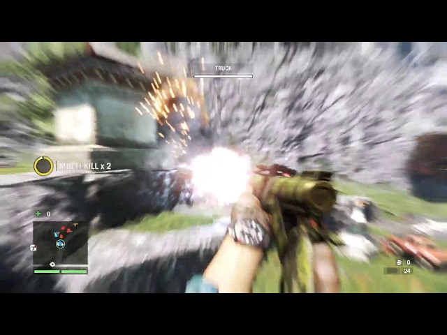 FarCry®4 gameplay audio Run the jewels