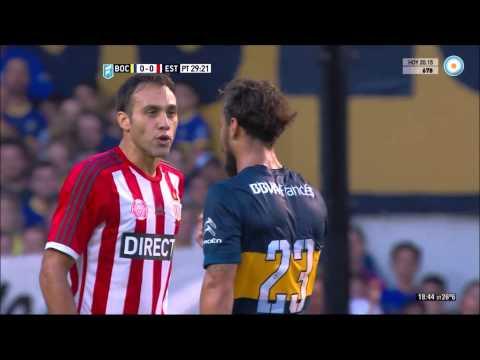 Daniel Osvaldo en Boca - La 25 (Solo voy)