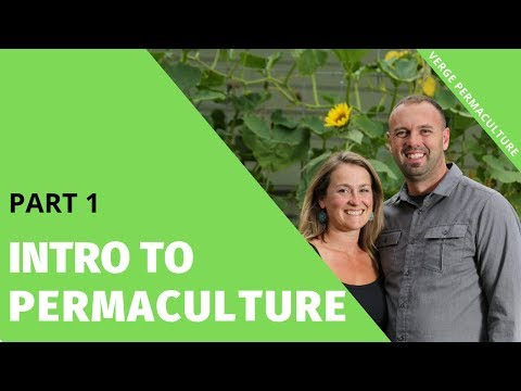 Introduction to Permaculture - Part 1