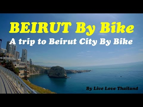 Beirut By Bike - A trip to the beautiful Beirut City on the Mediterranean