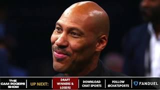 NBA Draft Recap: LiAngelo Ball, LaVar Ball, Dallas Mavericks, & Philadelphia 76ers
