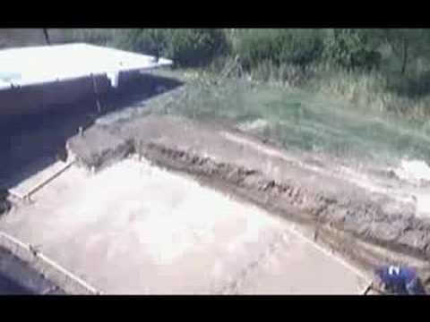 Time Lapse Of A San Juan Fibergl Pool Install