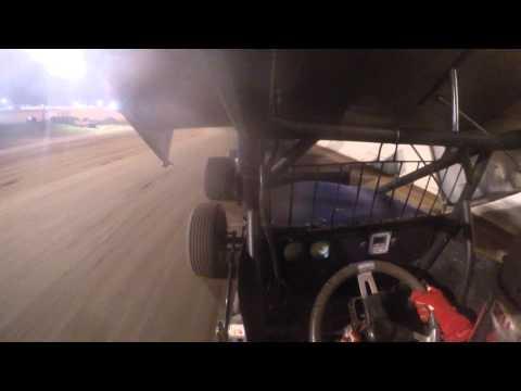 Blake Nimee- Eagle Valley Raceway IRA Feature GoPro
