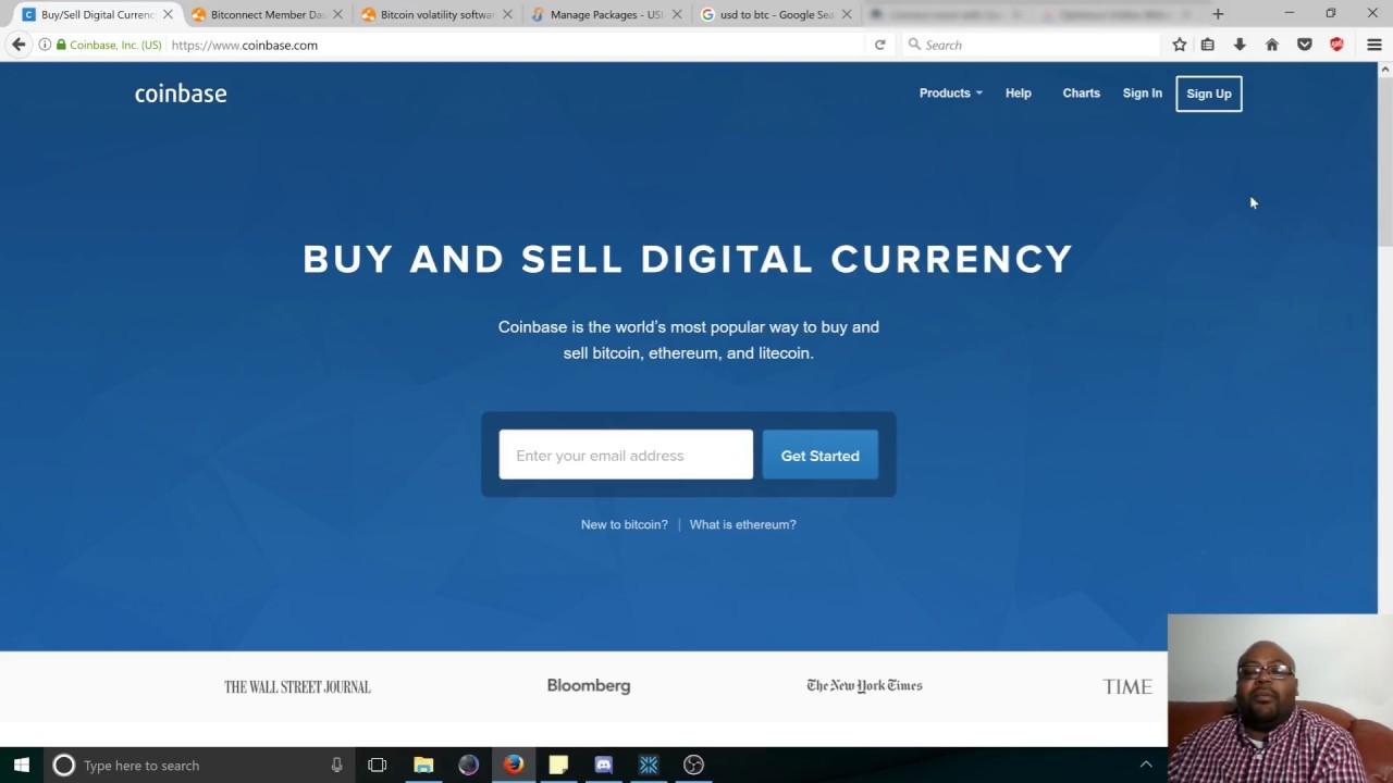 coinbase registration problems