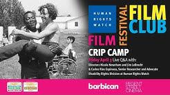 Human Rights Watch Film Festival Film Club: Crip Camp Discussion & Q&A