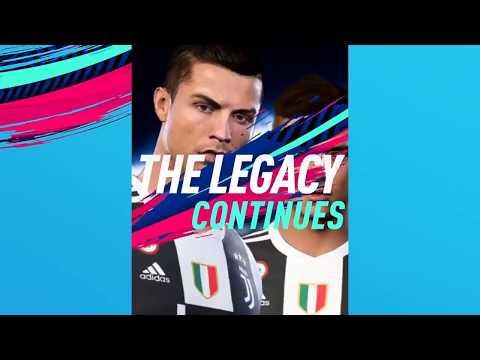 FIFA 19 CRISTIANO RONALDO JUVENTUS
