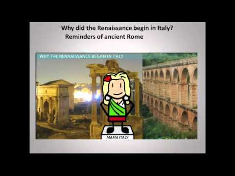 where did the renaissance began in italy