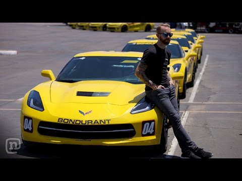 The Ultimate Race Car Driving School At Bondurant Garage Tours W