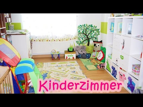 emils kinderzimmer neutrales wald und wiesen thema roomtour youtube. Black Bedroom Furniture Sets. Home Design Ideas