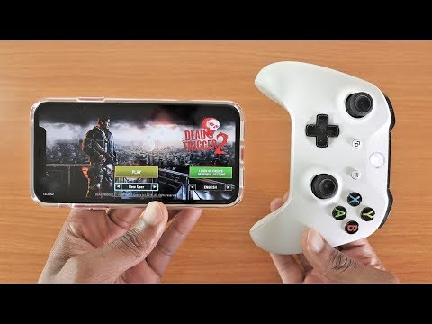 How To Play IOS 13 Games With Xbox One X Controller