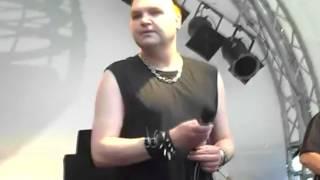 Rebentisch -  Der Biss  (stabilized video) ✔