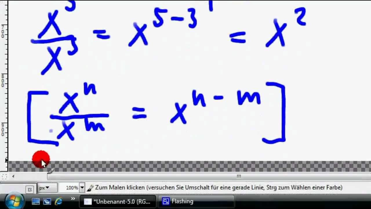 Potenzgesetze, Potenzen - einfach verstehen - Schulmathematik - alle ...