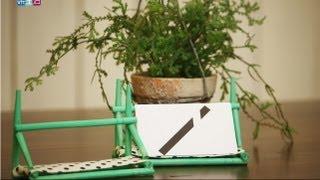 免洗筷變身名片架 Disposable chopsticks Life樂生活 第二季 第98集 手創
