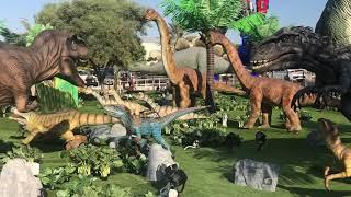 דינוזאורים חוזרים לתחייה בסינמה סיטי ראשון לציון